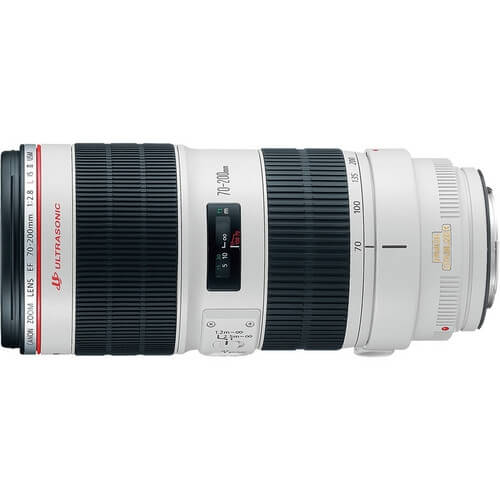 Canon 70-200mm f/2.8L IS II