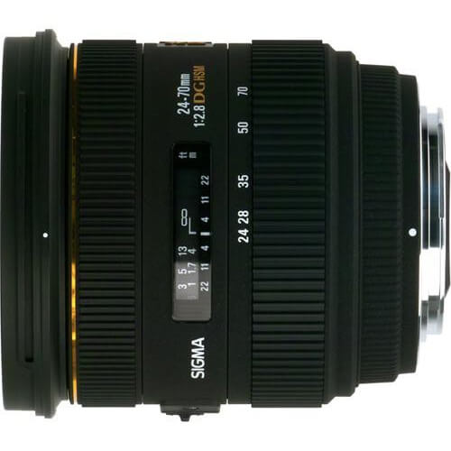 Rent Sigma 24-70mm f/2.8 IF EX DG HSM for Pentax