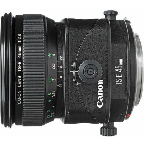 Canon 45mm f/2.8 TS-E rental