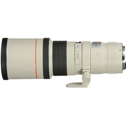 Canon 400mm f/5.6L rental