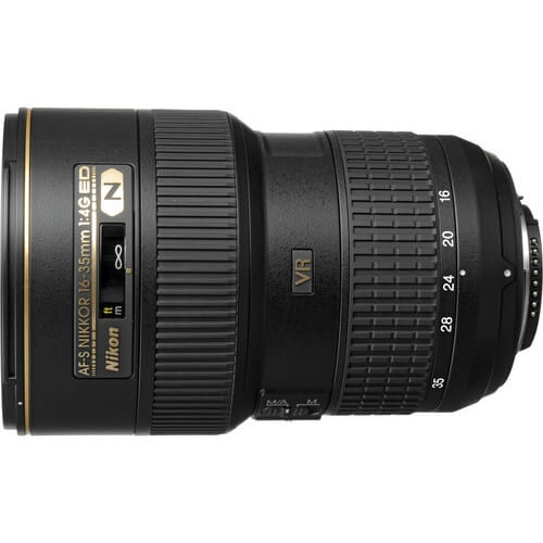 Nikon 16-35mm f/4 VR II rental