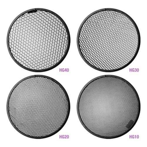Alien Bees Honeycomb Grids rental