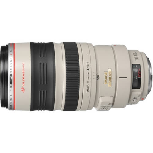 Canon 100-400mm f/4.5-5.6L IS rental