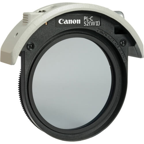 Canon Drop-in Polarizing Filter rental