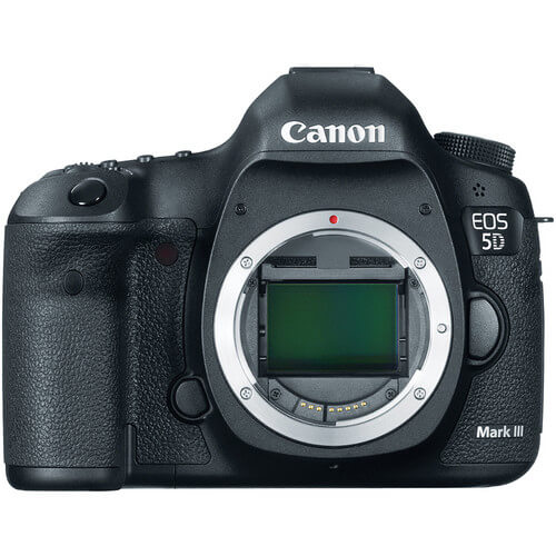 Canon 5D Mark III rental