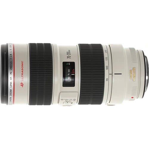 Canon 70-200mm f/2.8L IS rental