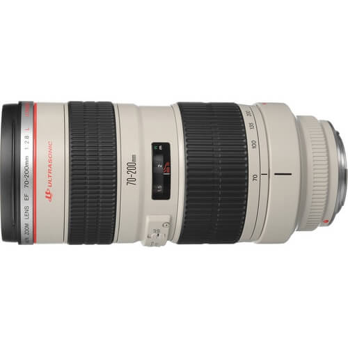Canon 70-200mm f/2.8L rental