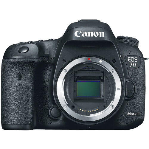 Canon 7D Mark II rental