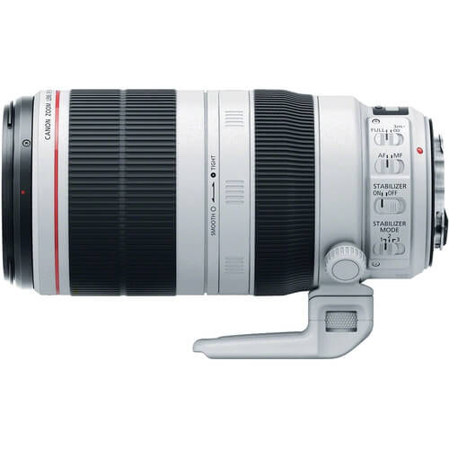 Canon 100-400mm f/4.5-5.6L IS II rental