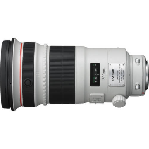 Canon 300mm f/2.8L IS II rental