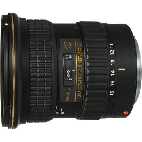 Tokina 11-16mm f/2.8 AT-X Pro DX-II for Canon rental