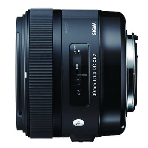 Sigma 30mm f/1.4 DC HSM Art for Nikon rental