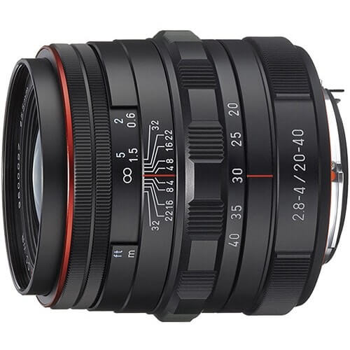 Pentax 20-40mm f/2.8-4 HD DA ED DC WR rental