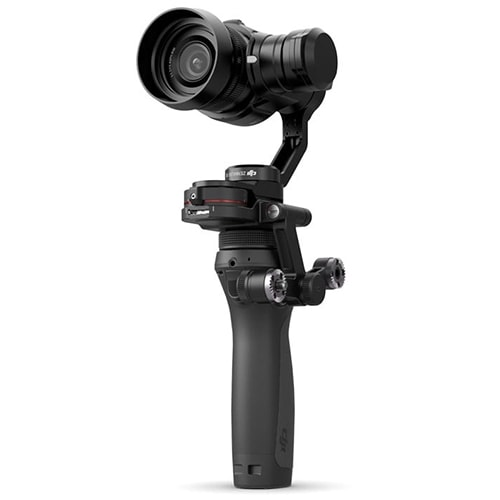 Rent DJI Osmo with Zenmuse X5