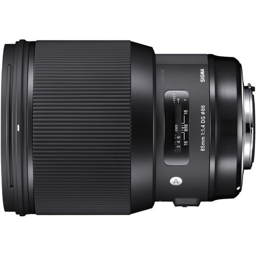 Sigma 85mm f/1.4 DG HSM Art for Nikon