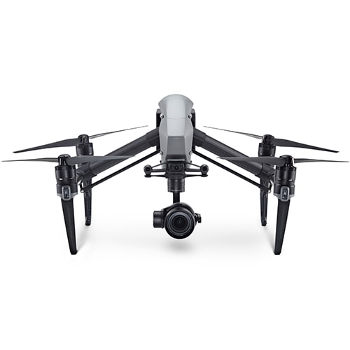 Rent DJI Inspire 2 Drone with Zenmuse X5S