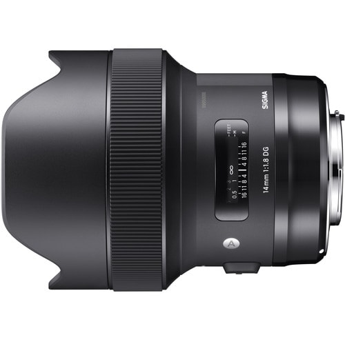 Sigma 14mm f/1.8 DG HSM Art for Canon rental