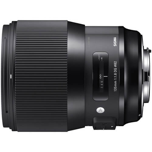 Sigma 135mm f/1.8 DG HSM Art for Nikon rental