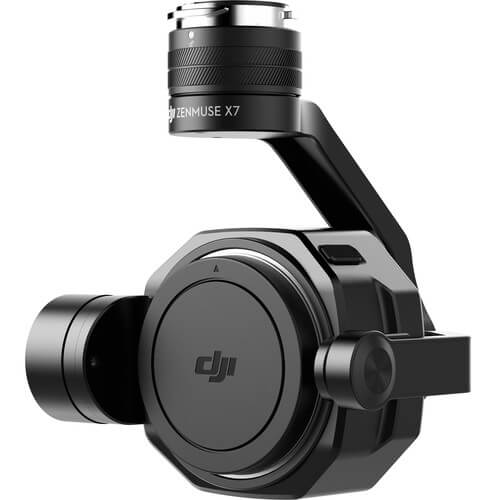 DJI Zenmuse X7 Camera rental