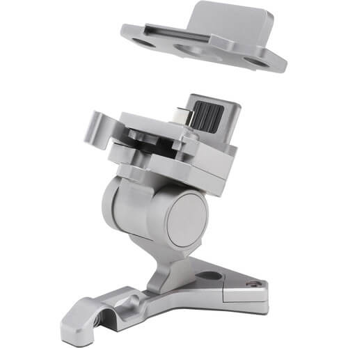 DJI CrystalSky Mounting Bracket for Inspire or Phantom rental