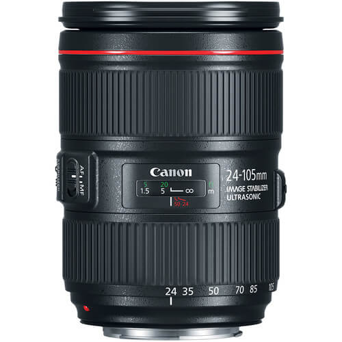 Canon 24-105mm f/4L IS II rental