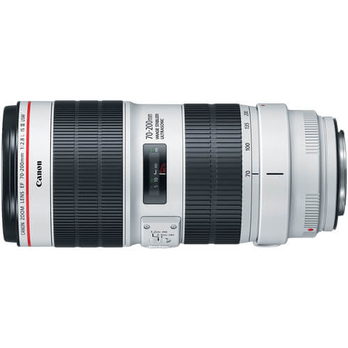Canon 70-200mm f/2.8L IS III rental