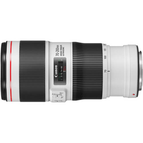 Canon 70-200mm f/4L IS II rental