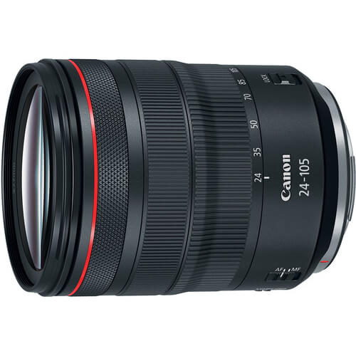Canon RF 24-105mm f/4L IS rental
