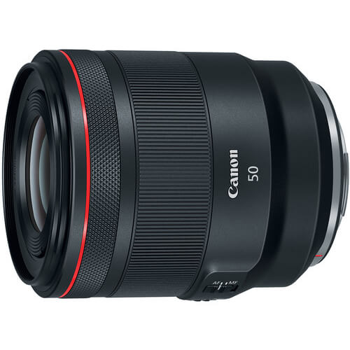 Canon RF 50mm f/1.2L rental