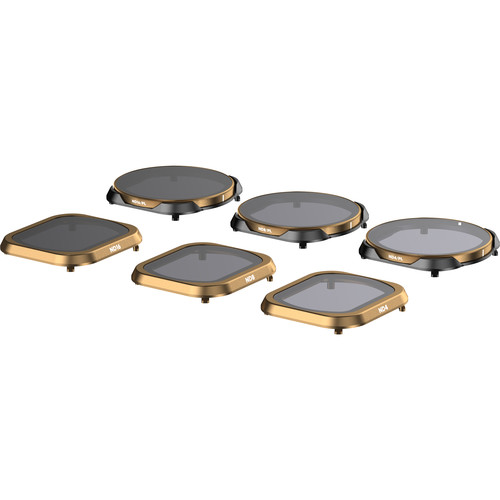 Rent PolarPro Cinema Series 6-Pack filter set for DJI Mavic 2 Pro