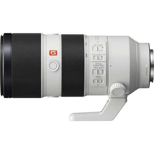 Sony FE 70-200mm f/2.8 GM OSS rental