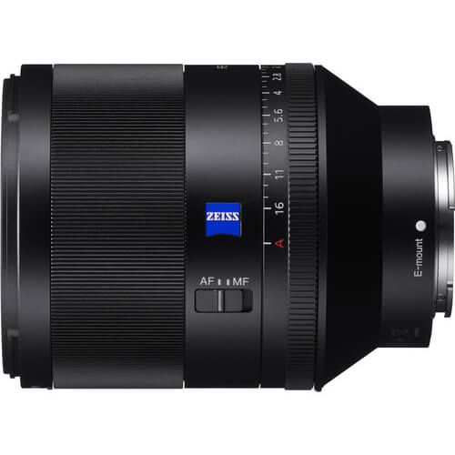 Sony FE 50mm f/1.4 ZA rental