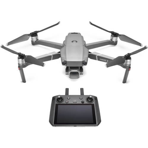 Rent DJI Mavic 2 Pro Drone with Smart Controller