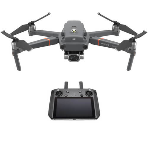 Rent DJI Mavic Enterprise Dual Drone with Smart Controller