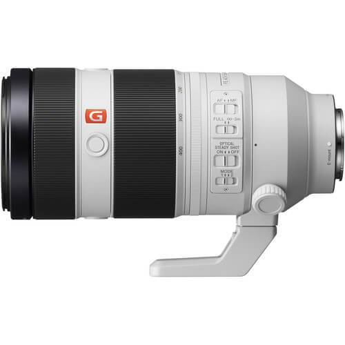 Rent Sony FE 100-400mm f/4.5-5.6 GM OSS