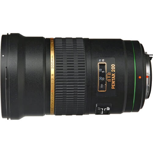 Pentax 200mm f/2.8 ED IF SDM smc P-DA rental