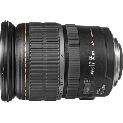 Canon 17-55mm f/2.8 IS EF-S rental