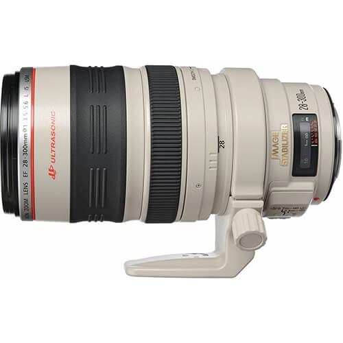 Canon 28-300mm f/3.5-5.6L IS rental