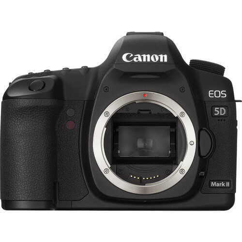 Canon 5D Mark II rental