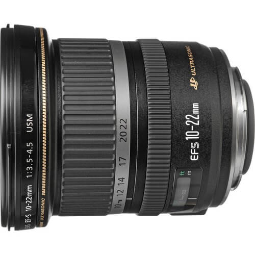 Canon 10-22mm f/3.5-4.5 EF-S rental