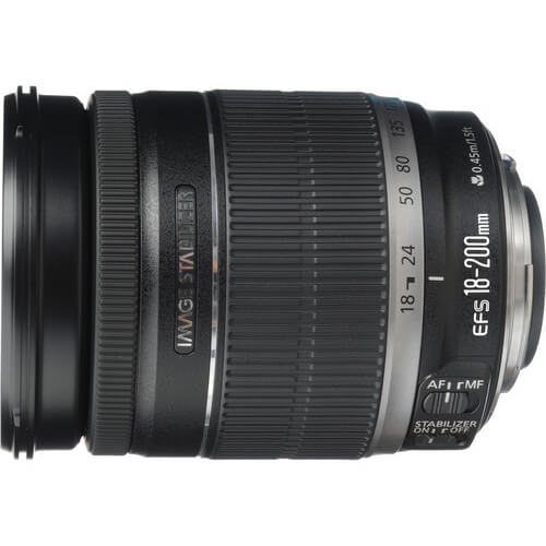 Canon 18-200mm f/3.5-5.6 IS rental